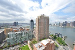 Long Island City Bright sunny 1 bed 1 bath for sale